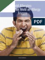 Aspergillus Mold Allergies