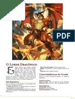 O Lorde Dracônico