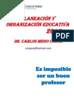 Planeamiento y Organización ( i )