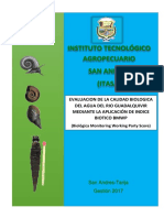 Documento Final Monitoreo Guadalquivir