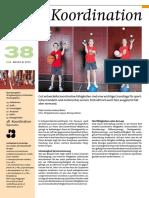 Praxis 2008 38 Koordination d