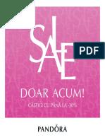 Sale Summer 2016