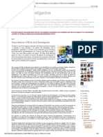 Tesis de Investigacion_ Como Elaborar El Título de La Investigación