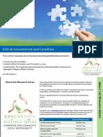 CCSR Ethical Consumerism Final