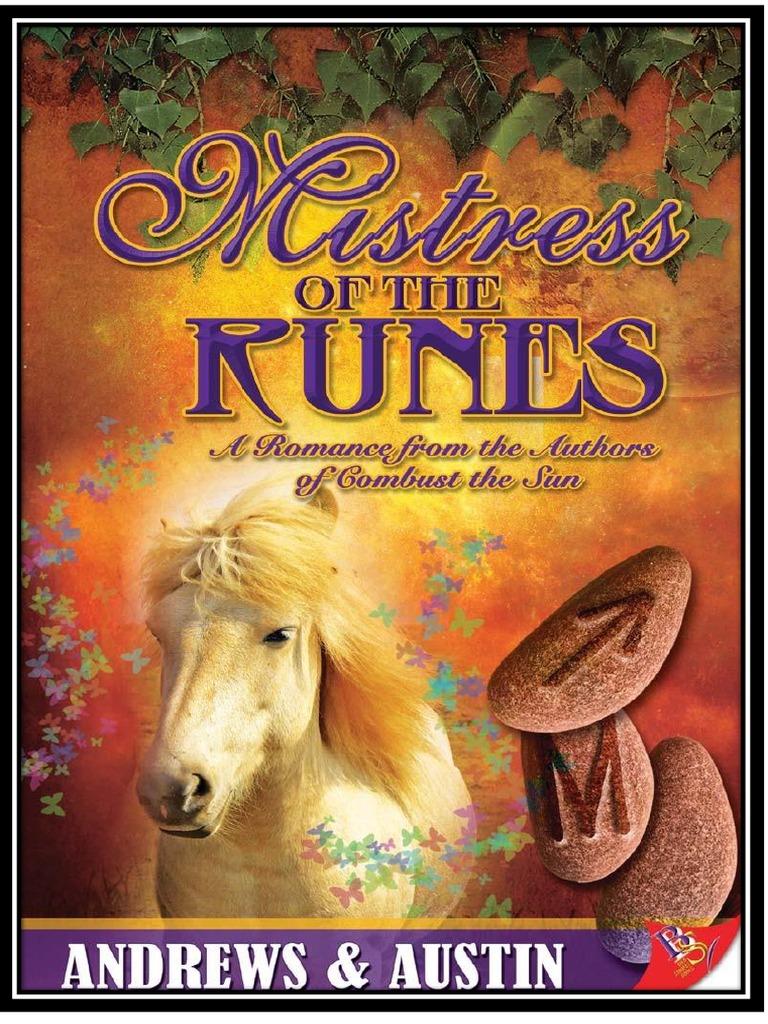 Señora de Las Runas - Andrews   Austin db1bd226357