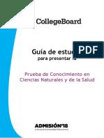 2018 Guia Ciencias Naturales
