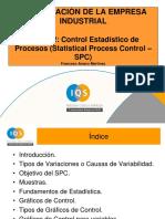 Control Estadístico de Procesos - SPC