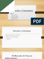 Derecho y Literatura