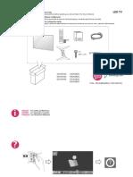 LG LED TV Manual