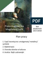 Bajkoterapia MGR