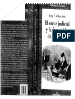 Malem Seña - El error judicial y la formacion de los jueces.pdf