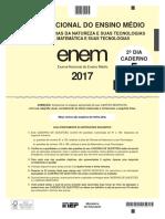 Enem Ppl - 2017 Cn-mat