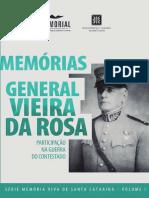 2012 - Vieira Da Rosa - Memórias Vieira Da Rosa