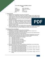 RPP Bab 5 (Dimensi Tiga)