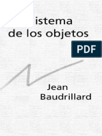 Baudrillard Capitulo I (1)