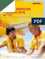 Dhl Express Rate Transit Guide Ec Es