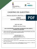 Caderno Guarda Municipal2015