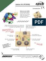 Genie 08 Jukebox Kit