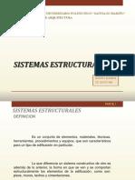 Sistema de Estructuras