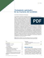 02 - Tratamiento Quirúrgico de Las Fracturas Del Acetábulo