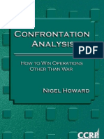 Confrontation Analysis. How to Win Operations Other Than War