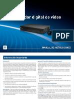 Hdr4!8!8050 720p Dvr Espa Ol Manual