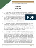 english 3 writing assessment