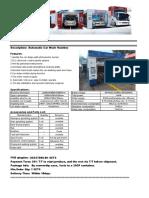 Automatic Rollover Carwash Machine