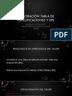 Tabla de Especificaciones Y EPE.pptx