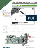 F4EAT (F4AEL) Sonnax Bulletin