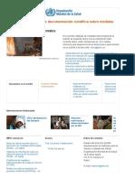 OMS _ Biblioteca Electrónica de Documentación Científica Sobre Medidas Nutricionales (ELENA)