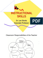 Lp 6 Instructional Skills