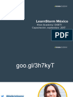 Khan Academy Webinar Para DGETI