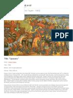 Lukisan _ Upacara (I Ketut Tagen - 1965) - Galeri Nasional Indonesia - Website resmi Galeri Nasional Indonesia (GALNAS).pdf