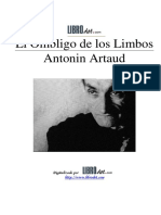 El Ombligo de los Limbos - Antonin Artaud.pdf