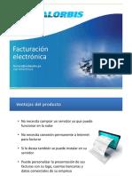 v1  Facturacion Electrónica