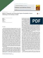 Mayaro Oropouche and Venezuelan Equine Encephalitis Viruses