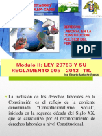 3.- Derechos Laborales en La Constitución