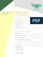 Formulario 28 Day Vegan Challenge (1) (1)