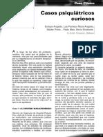 053 Caso Clinico Casos Psiquiatricos Curiosos.