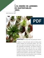Articulo Jardines Verticales PDF