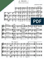 A Belén (SATB) - Bello.pdf