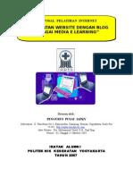 Proposal Pelatihan Pembuatan Blog IAPKY