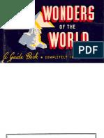Wonders of te World