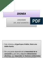DISNEA