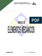Manual Elementos Mecanicos