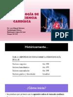 Fisiopatología de la Insuficiencia Cardíaca
