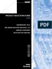Yageo Product Selection Guide 2016