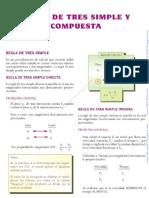REGLA DE TRES SIMPLE Y COMPUESTA.pdf