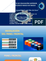 Trabajo Echo Panel Frontal